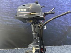 Yamaha 4pk Kortstaart