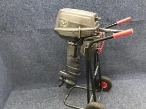 Suzuki 8 pk Met olie injectie