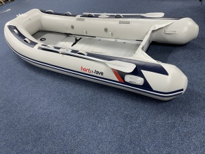 Honwave Honda Rubberboot T30-AE3  Aluminium Vlonders
