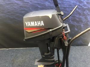 Yamaha 5pk kortstaart