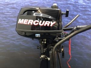 Mercury 4 pk Kortstaart