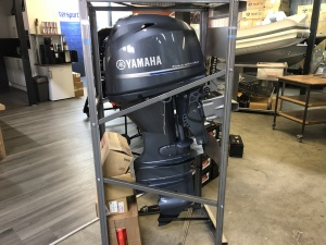 Buitenboord motor Yamaha 60 pk F60 FETL
