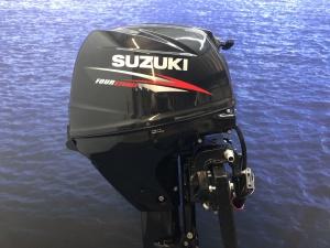 Suzuki 25 pk langstaart elektrische start