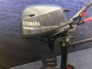 Yamaha Nieuw 0 vaaruren !!! 15pk langstaart