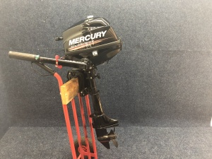 Mercury 2.5 pk kortstaart 5 vaaruren