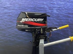 Mercury 5 pk Langstaart afstandsbediening