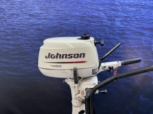 Johnson 5 pk Langstaart