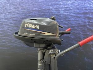 Yamaha 4 pk buitenboordmotor Kortstaart