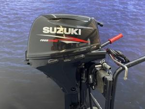 Suzuki 20 pk buitenboordmotor Langstaart afstandsbediening el start!!!