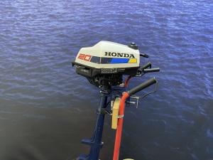 Honda 2 pk Langstaart