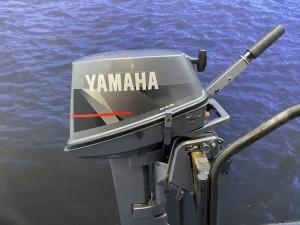 Yamaha 6 pk buitenboordmotor Lang staart 2 takt 2 cilinder!!