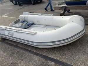 Zodiac rubberboot Fast Roller 285