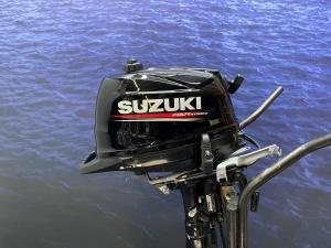 Suzuki 6 pk Kortstaart afstand bediend