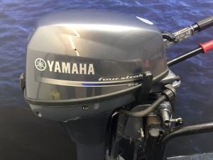 Yamaha F8 Langstaart als nieuw