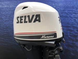 Selva \ Yamaha 70 pk Selva = 100%Yamaha alleen met witte kap