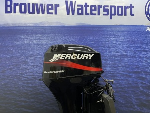 Mercury 40 pk buitenboordmotor langstaart el start powertrim