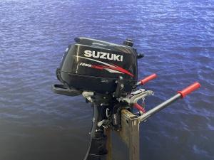 Suzuki 5 pk buitenboordmotor Kortstaart afstandsbediening