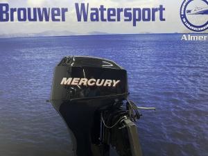 Mercury 40 pk langstaart el start powertrim