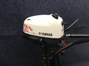 Yamaha 6 pk langstaart