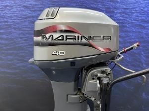 Mercury/Mariner  40 pk langstaart el start
