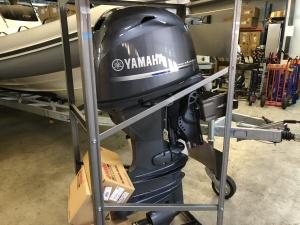 Yamaha 70 pk Nieuw in het krat