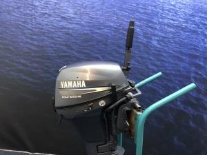 Yamaha 6 pk 4 takt  2 cilinder Kortstaart