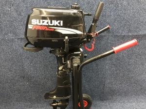 Suzuki buitenboordmotor 6pk kortstaart