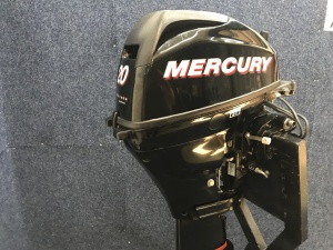 Mercury buitenboordmotor 20 EL langstaart Afstandsbediening