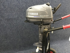 Yamaha 10 draaiuren 4pk