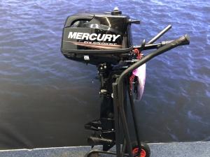Mercury 5 pk Kortstaart demo 2 vaaruren