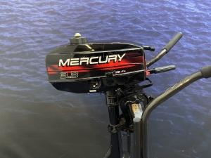 Mercury 3.3 Kortstaart