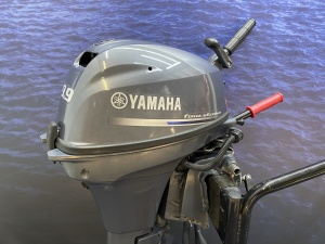 Yamaha 9.9 pk buitenboordmotor F9.9JMHS kortstaart