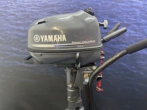 Yamaha 4 pk buitenboordmotor F4