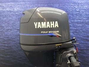 Yamaha buitenboordmotor 50 pk langstaart elektrische start afstandsbediening