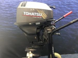 Tohatsu /Mercury 9.9 pk kortstaart afstandsbediening