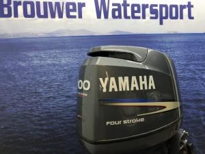 Yamaha F100 Buitenboordmotor 100 pk