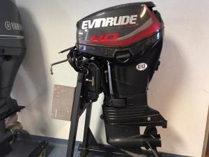 Evinrude 40 High Output Levert 60 pk