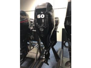 Mercury 60 pk langstaart el start powertrim