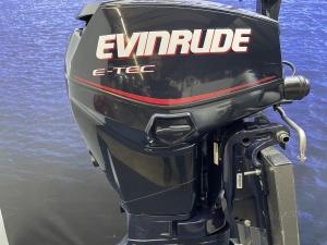 Evinrude 40 Pk Langstaart powertrim