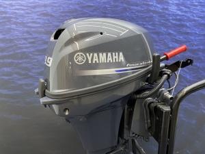 Buitenboord motor Yamaha 9.9 F9.9JEL langstaart elektrische start