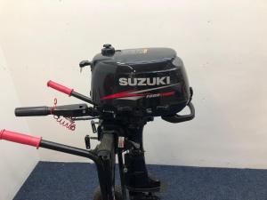 Suzuki 6pk kortstaart