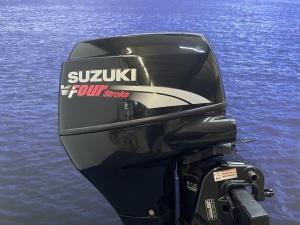 Suzuki 30 buitenboordmotor langstaart elektrische start
