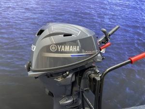 Buitenboord motor Yamaha 20 Nieuw model met injectie en trolling functie