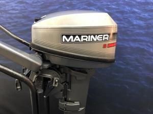 mariner / Mercury 8 pk Langstaart 2 cilinder
