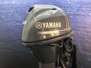 Yamaha 40 pk Langstaart powertrim
