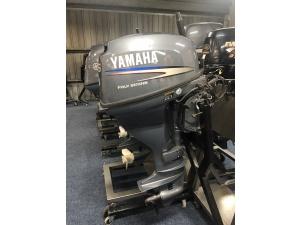 Yamaha 25pk langstaart knuppel