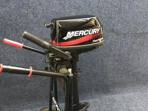 Mercury buitenboordmotor 4 pk langstaart