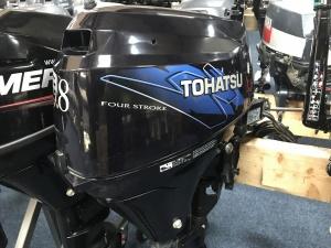 Tohatsu buitenboordmotor 9.8 pk