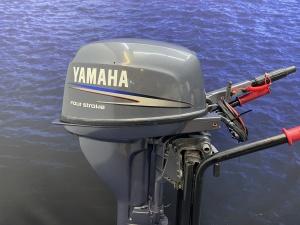 Yamaha / Selva 15 pk Langstaart knuppel besturing elektrische start