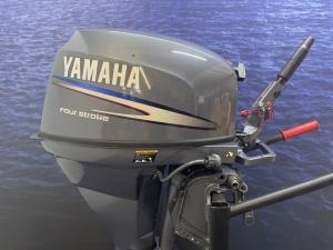 Yamaha 25 pk buitenboordmotor Langstaart